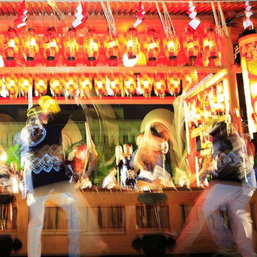 0014 松江市 どう行列前夜祭