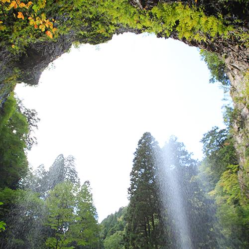 0027 隠岐 壇鏡の滝