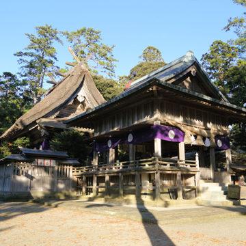 0506 隠岐 水若酢神社