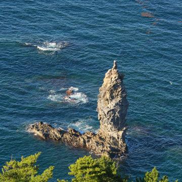 0523 隠岐 ローソク岩