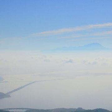 0532 中海と大山