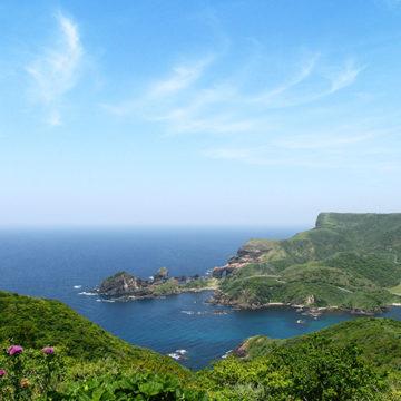 0535 隠岐 国賀海岸