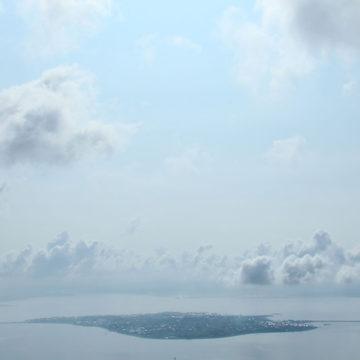 0539 中海と大根島