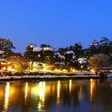0572 松江城と堀川