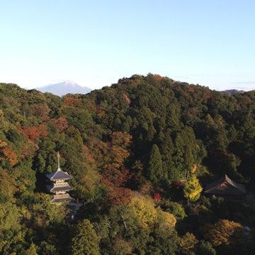 0605 安来市清水寺と大山
