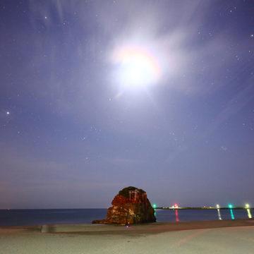 0729   出雲市 稲佐の浜