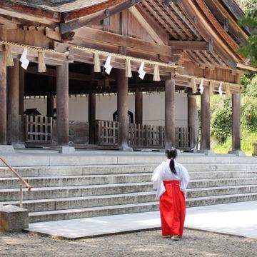 0786   松江市 美保神社