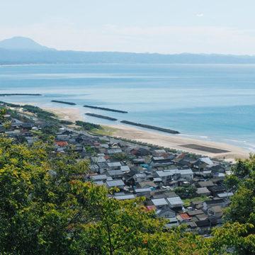1030    稲佐の浜 三瓶山