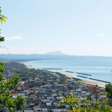 1031    稲佐の浜 三瓶山