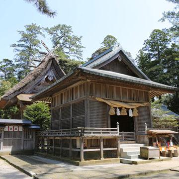 1033    隠岐 水若酢神社