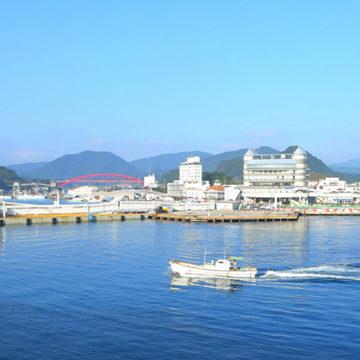 1034    隠岐 西郷港