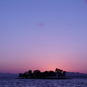1072    宍道湖