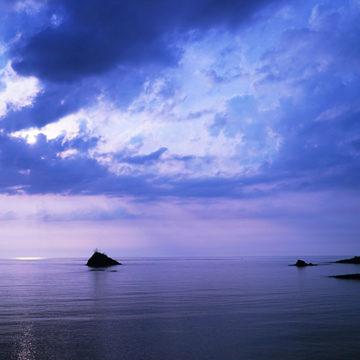 1076    松江市 日本海