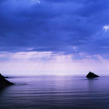 1077    松江市 日本海