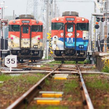 1117    JR境線 鬼太郎列車