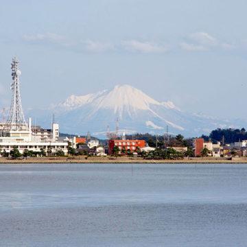 1136    松江市からの大山