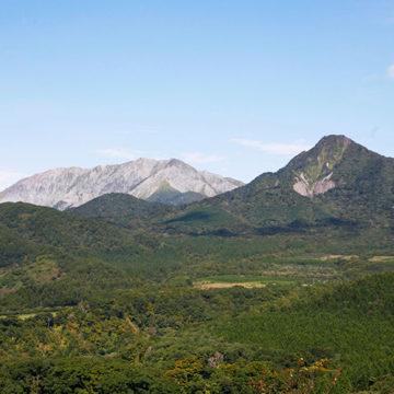 1138    大山と烏ヶ山