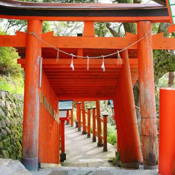 1208 津和野町 太皷谷稲成神社