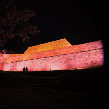 1271 米子市 米子城跡
