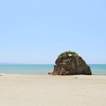 s1336 出雲市 稲佐の浜