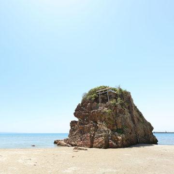 s1338 出雲市 稲佐の浜